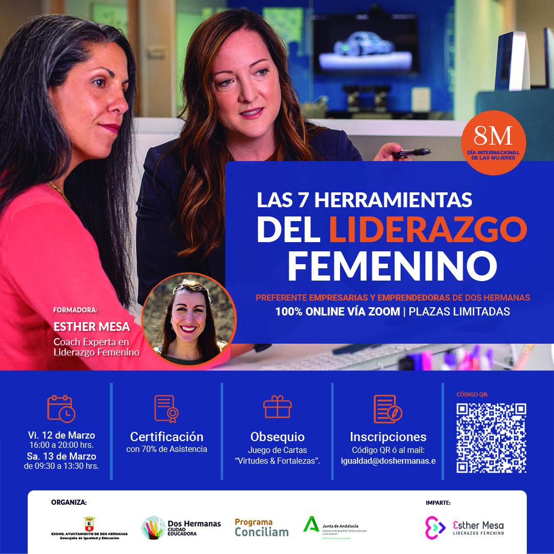 «Las 7 Herramientas del Liderazgo Femenino»